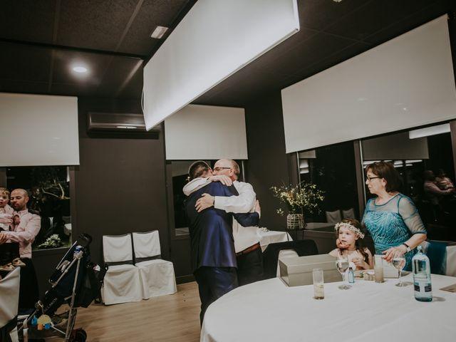 La boda de Javi y Cristina en Castellar Del Valles, Barcelona 177