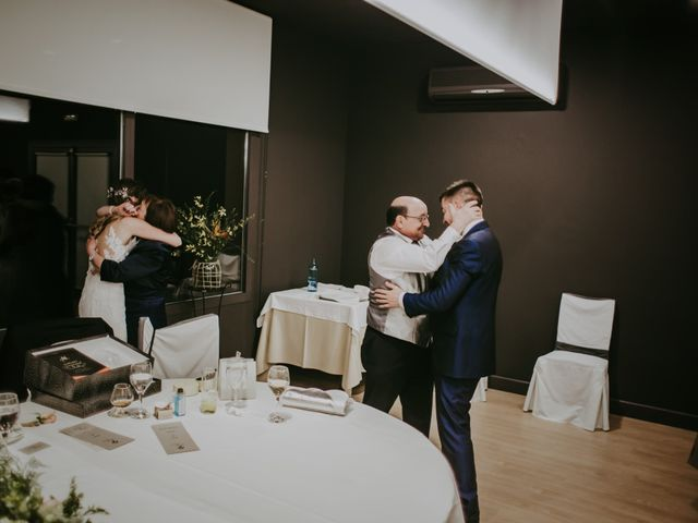 La boda de Javi y Cristina en Castellar Del Valles, Barcelona 179