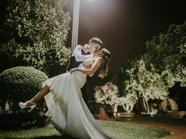 La boda de Javi y Cristina en Castellar Del Valles, Barcelona 194