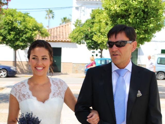 La boda de Luisete y Eva en Sanlucar De Barrameda, Cádiz 41