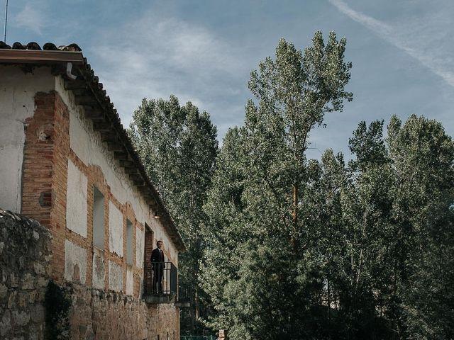 La boda de Pedro y Elena en Torquemada, Palencia 14