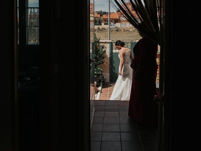 La boda de Pedro y Elena en Torquemada, Palencia 20