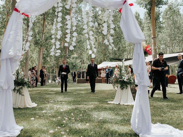 La boda de Pedro y Elena en Torquemada, Palencia 26