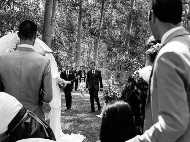La boda de Pedro y Elena en Torquemada, Palencia 27
