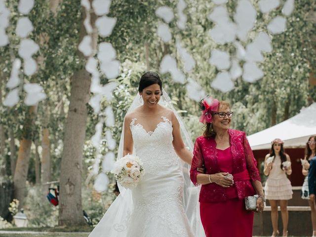 La boda de Pedro y Elena en Torquemada, Palencia 29