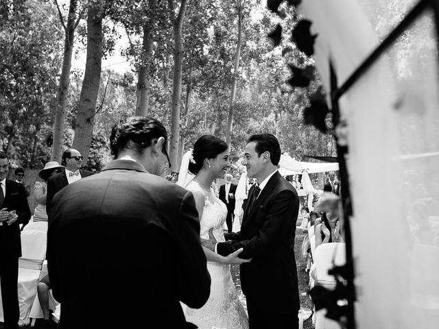 La boda de Pedro y Elena en Torquemada, Palencia 37