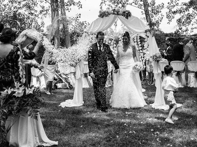 La boda de Pedro y Elena en Torquemada, Palencia 38