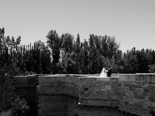 La boda de Pedro y Elena en Torquemada, Palencia 39
