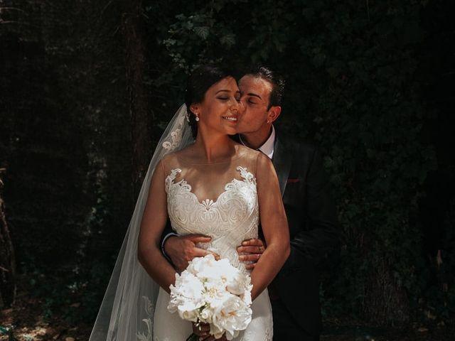 La boda de Pedro y Elena en Torquemada, Palencia 41