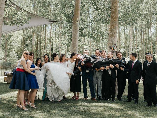 La boda de Pedro y Elena en Torquemada, Palencia 44
