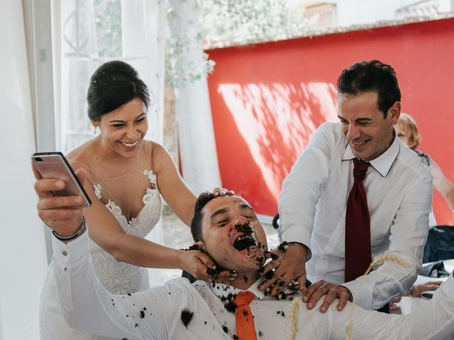 La boda de Pedro y Elena en Torquemada, Palencia 49