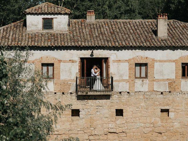 La boda de Pedro y Elena en Torquemada, Palencia 54