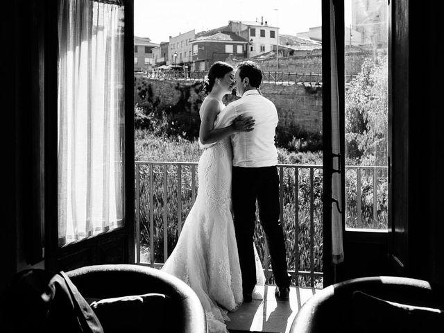 La boda de Pedro y Elena en Torquemada, Palencia 55