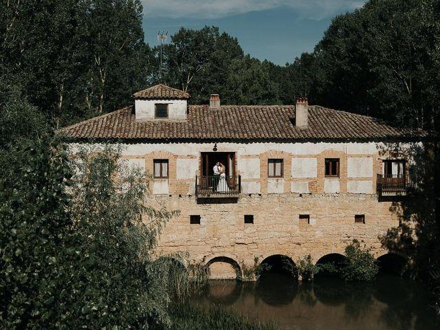 La boda de Pedro y Elena en Torquemada, Palencia 56