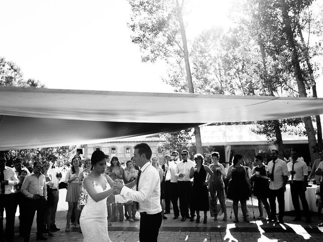 La boda de Pedro y Elena en Torquemada, Palencia 63