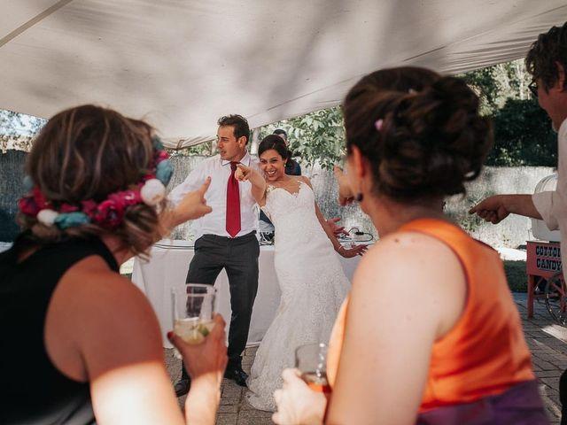 La boda de Pedro y Elena en Torquemada, Palencia 65