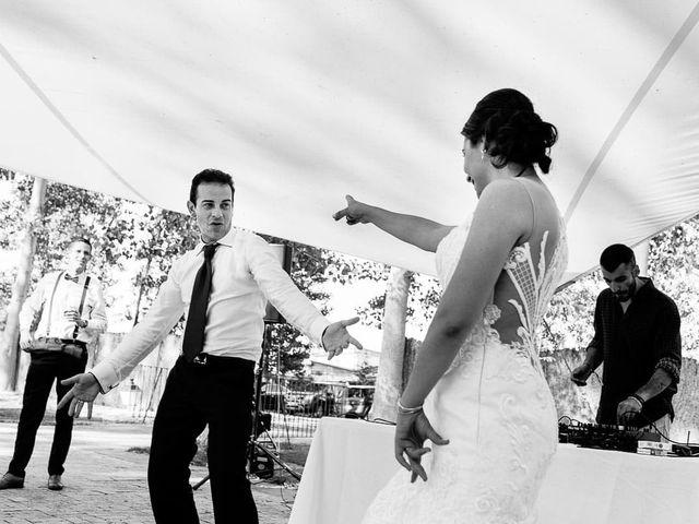 La boda de Pedro y Elena en Torquemada, Palencia 66