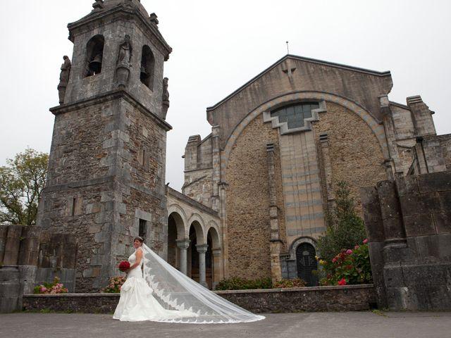 La boda de Miguel Ángel  y Beatriz en Vitoria-gasteiz, Álava 28