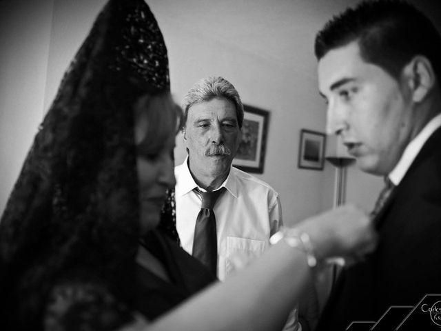 La boda de Raúl y Inma en San Jose De La Rinconada, Sevilla 24