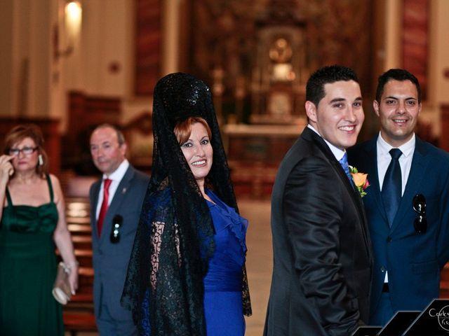 La boda de Raúl y Inma en San Jose De La Rinconada, Sevilla 35