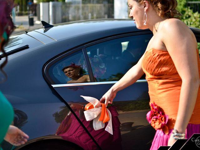 La boda de Raúl y Inma en San Jose De La Rinconada, Sevilla 37