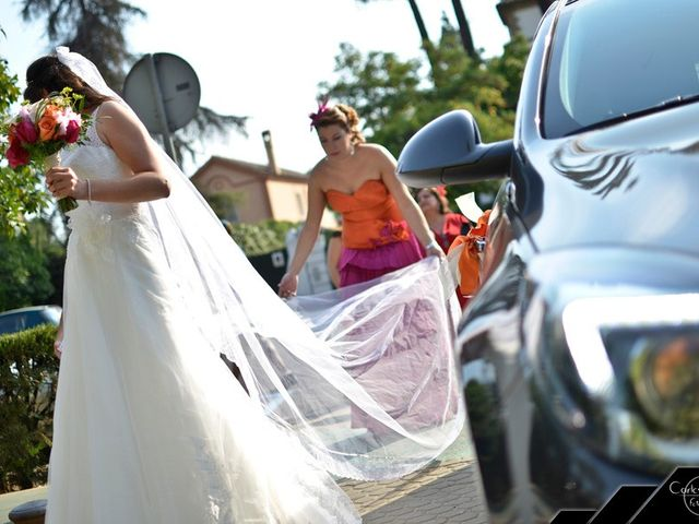 La boda de Raúl y Inma en San Jose De La Rinconada, Sevilla 38