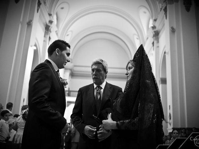 La boda de Raúl y Inma en San Jose De La Rinconada, Sevilla 39