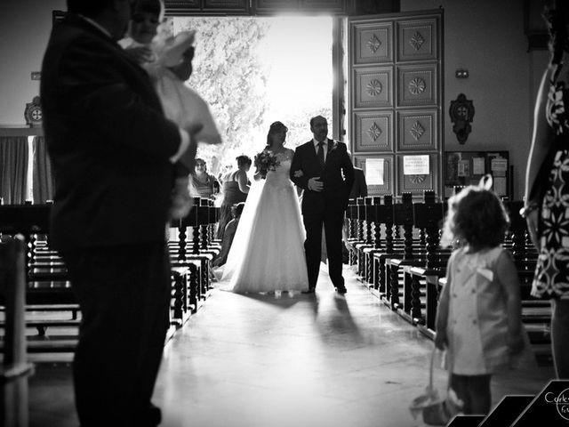 La boda de Raúl y Inma en San Jose De La Rinconada, Sevilla 42