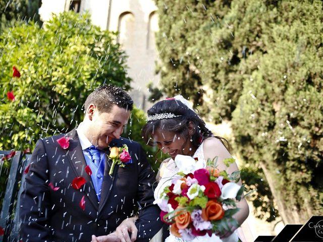 La boda de Raúl y Inma en San Jose De La Rinconada, Sevilla 54