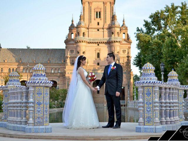 La boda de Raúl y Inma en San Jose De La Rinconada, Sevilla 57