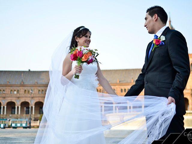 La boda de Raúl y Inma en San Jose De La Rinconada, Sevilla 58
