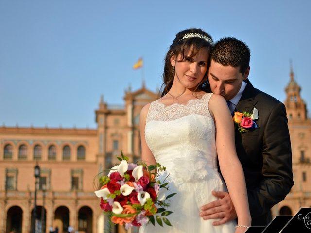 La boda de Raúl y Inma en San Jose De La Rinconada, Sevilla 60