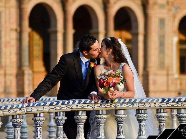 La boda de Raúl y Inma en San Jose De La Rinconada, Sevilla 61