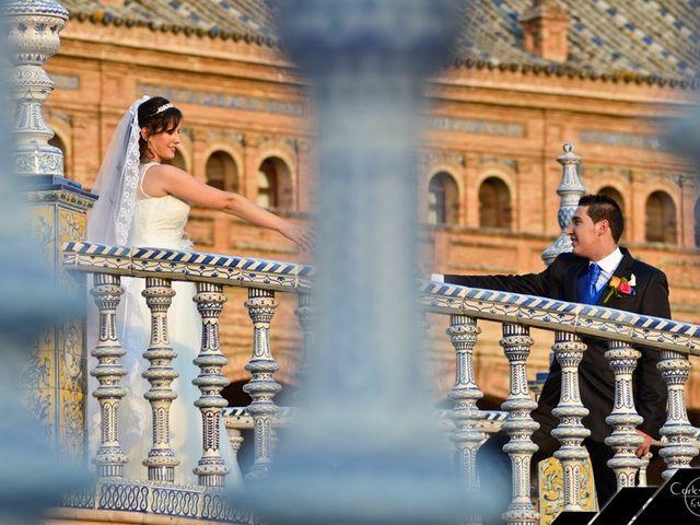 La boda de Raúl y Inma en San Jose De La Rinconada, Sevilla 62