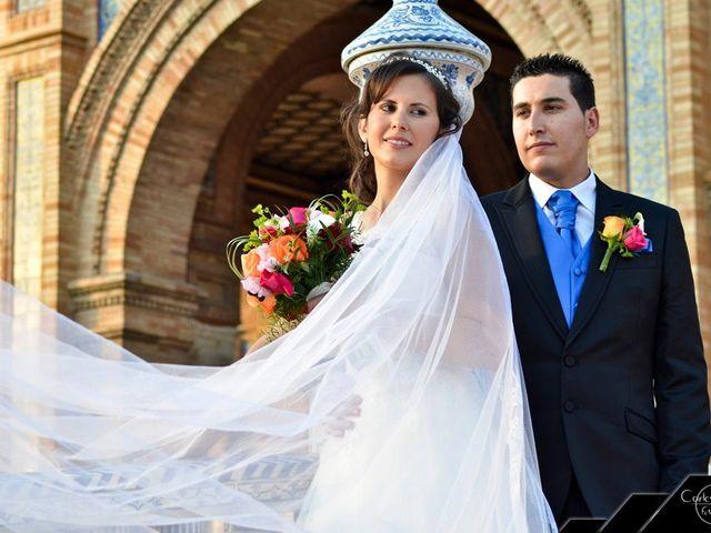 La boda de Raúl y Inma en San Jose De La Rinconada, Sevilla 63