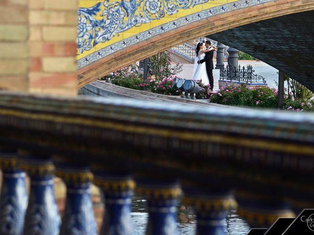 La boda de Raúl y Inma en San Jose De La Rinconada, Sevilla 64