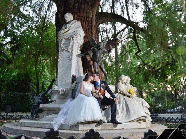La boda de Raúl y Inma en San Jose De La Rinconada, Sevilla 65