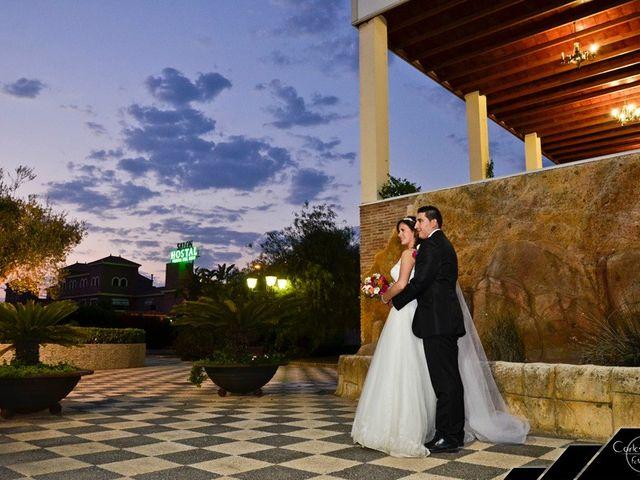 La boda de Raúl y Inma en San Jose De La Rinconada, Sevilla 68