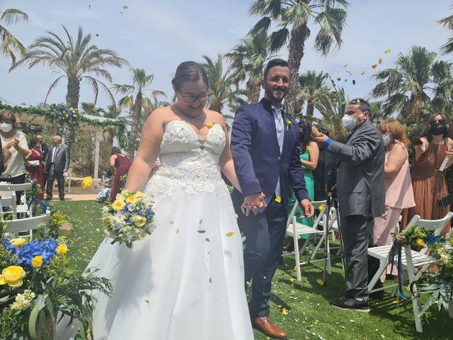 La boda de Arantxa y Carlos