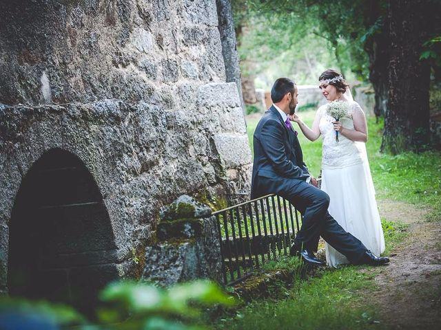 La boda de Itziar y Rodrigo