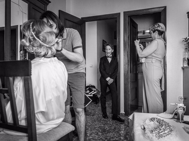 La boda de Pedro y Isabel en Moguer, Huelva 31
