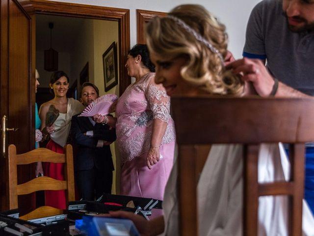 La boda de Pedro y Isabel en Moguer, Huelva 36
