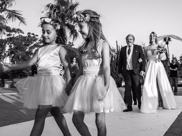La boda de Pedro y Isabel en Moguer, Huelva 55