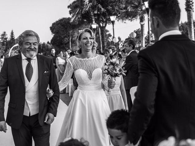 La boda de Pedro y Isabel en Moguer, Huelva 57