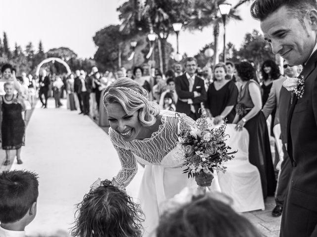 La boda de Pedro y Isabel en Moguer, Huelva 59