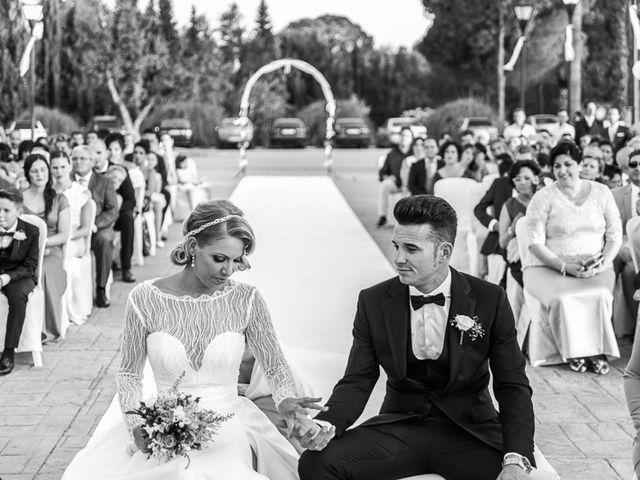 La boda de Pedro y Isabel en Moguer, Huelva 69
