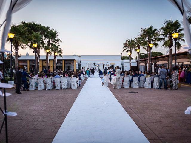 La boda de Pedro y Isabel en Moguer, Huelva 81