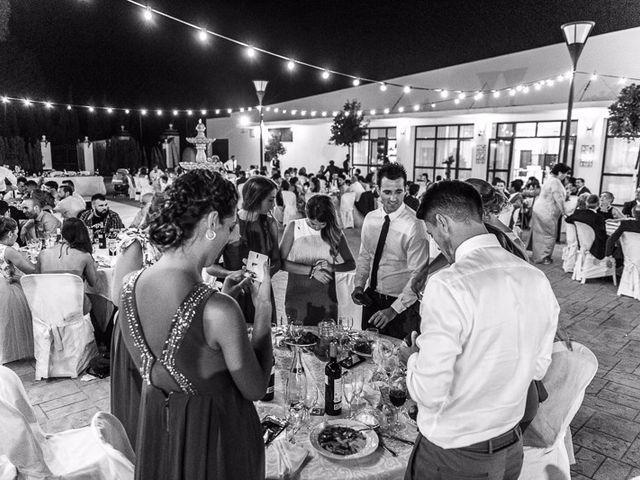 La boda de Pedro y Isabel en Moguer, Huelva 105