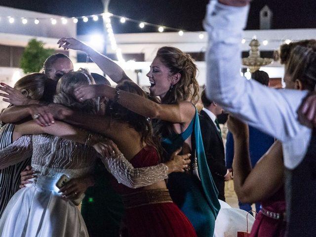 La boda de Pedro y Isabel en Moguer, Huelva 113