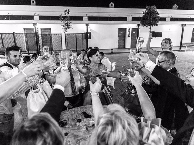 La boda de Pedro y Isabel en Moguer, Huelva 122
